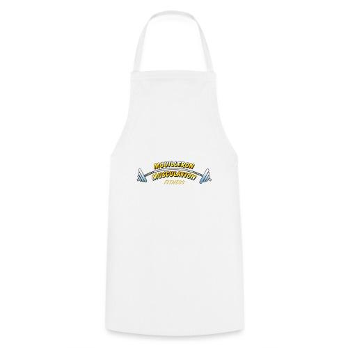 mouilleron muscu logo pour tee shirt 311 - Tablier de cuisine