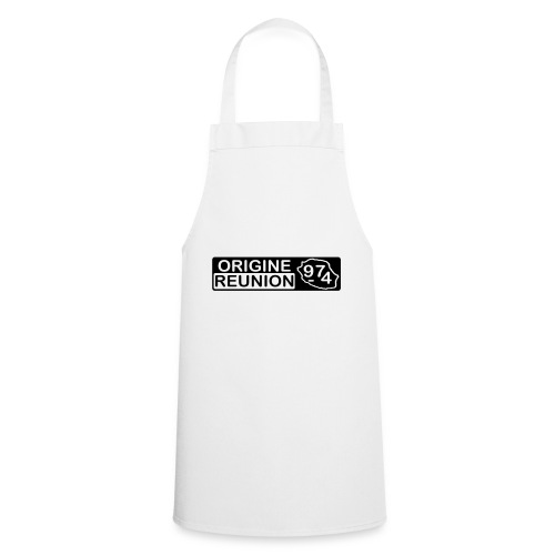 Origine Réunion 974 - v2 - Tablier de cuisine