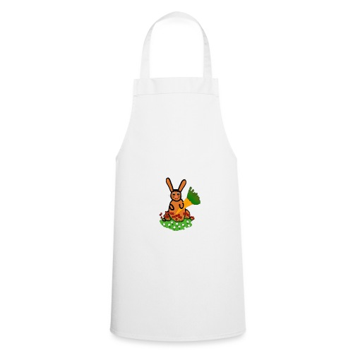 Rabbit with carrot - Cooking Apron