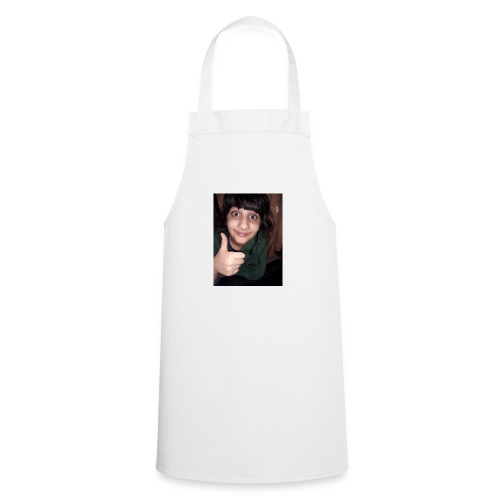 My sis face :-) - Cooking Apron