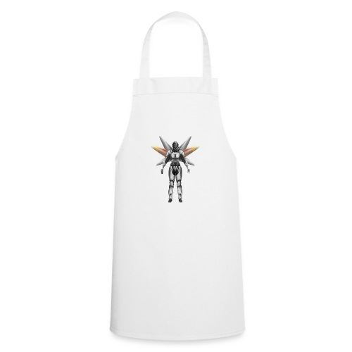 Robot with wings - Cooking Apron