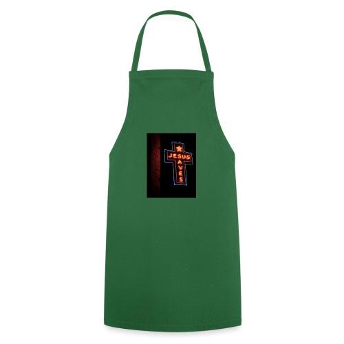 Jesus Saves - Cooking Apron