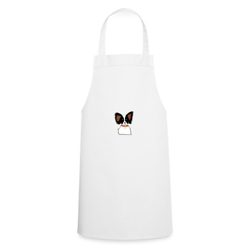 Papillon dog - Cooking Apron