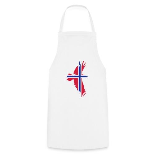 hrafnflag3 - Cooking Apron