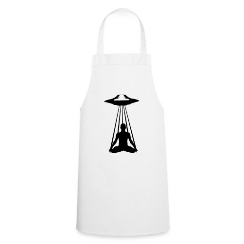 UFO MEDITATION - Tablier de cuisine