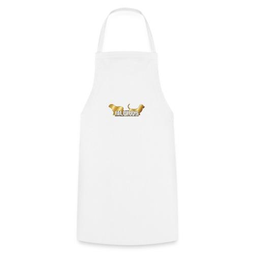 FatPuppys - Delantal de cocina