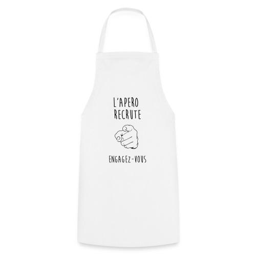 L'Apéro Recrute, Engagez-vous - Tablier de cuisine