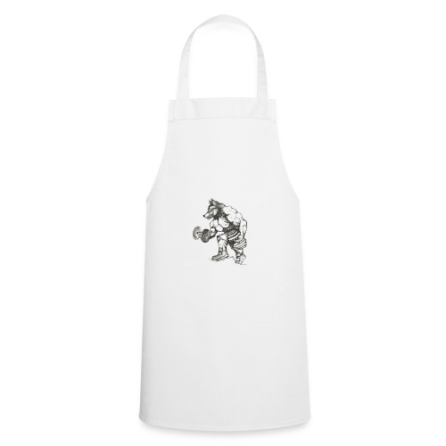Wolfey Me - Cooking Apron