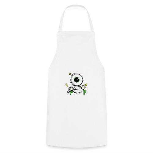 Monster Gesicht - Kochschürze