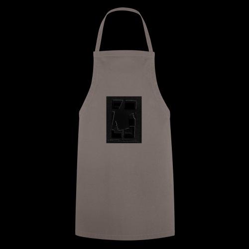 Dark Negative - Cooking Apron