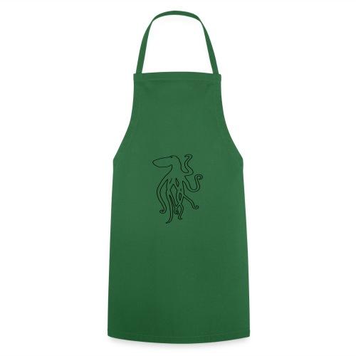 octopuskontur - Kochschürze