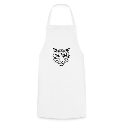 Tiger Muster - Kochschürze