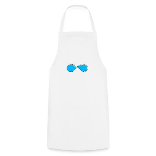 Cochons bleus - Tablier de cuisine