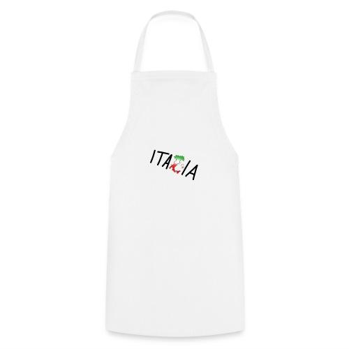 Italia T-Shirt Herren - Kochschürze