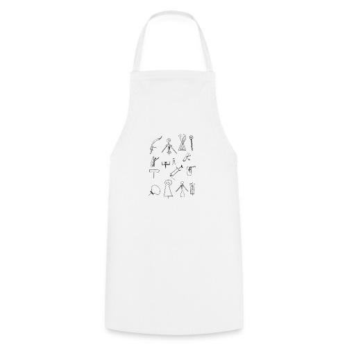 abridores - Delantal de cocina