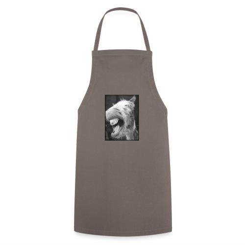 lachender Esel - Kochschürze
