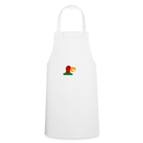 Parrots head - Cooking Apron