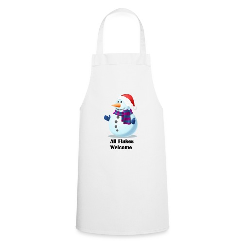 Isles of flakes - Cooking Apron