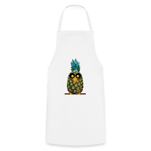 Owl disguised as a pineapple - Grembiule da cucina