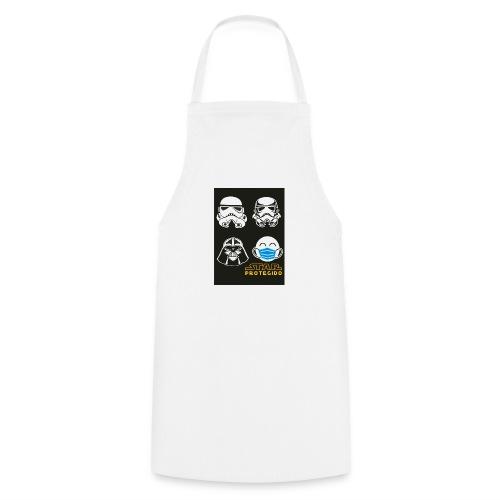 star PROTEGIDO 1 - Delantal de cocina