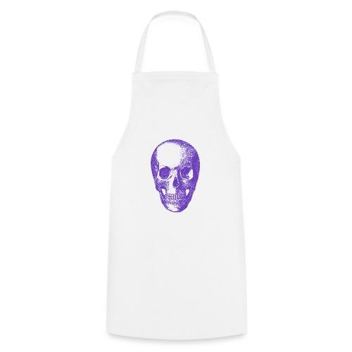 Purple Skull - Cooking Apron