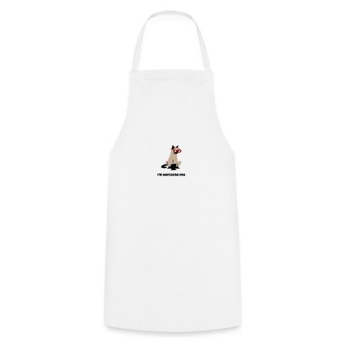Stalking Cat - Kochschürze