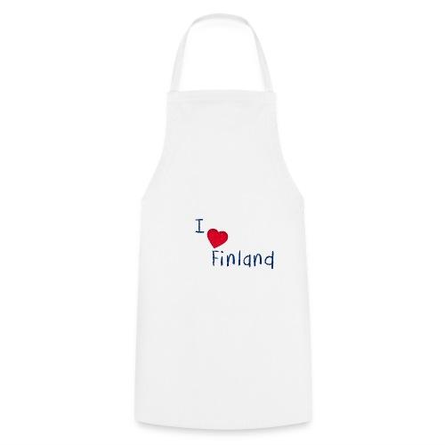 I Love Finland - Esiliina