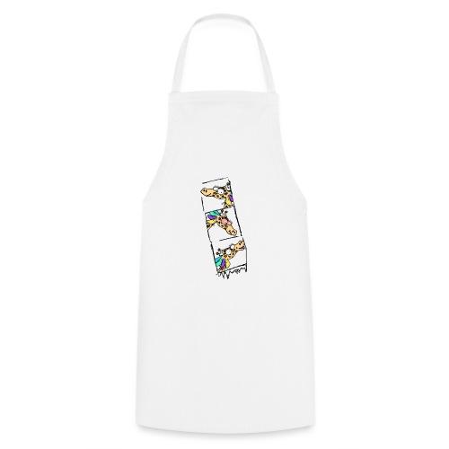 Geraldine Passport Photo Women's White T-shirt - Cooking Apron