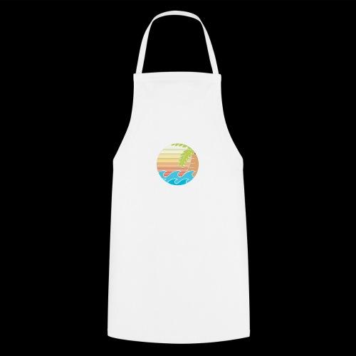 mar caribe - Delantal de cocina