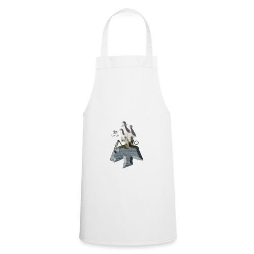 Altägyptischer Gott OSIRIS - Kochschürze