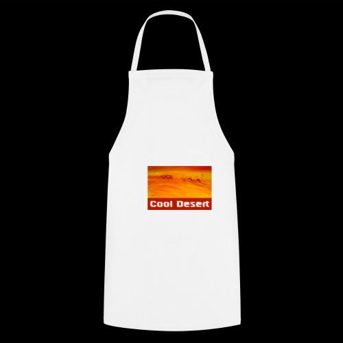 Cool Desert Sahara Motiv - Kochschürze