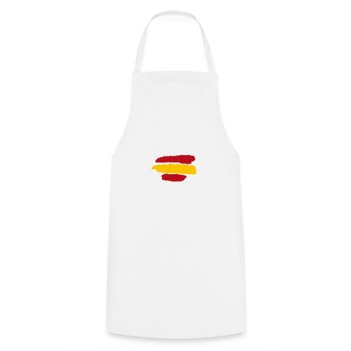 Bandera España - Delantal de cocina