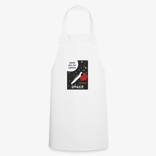 #ADURSOL18 Space Theme - Cooking Apron