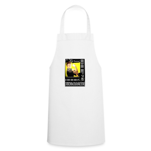 Alea inspiring little girls to follow their dreams - Cooking Apron