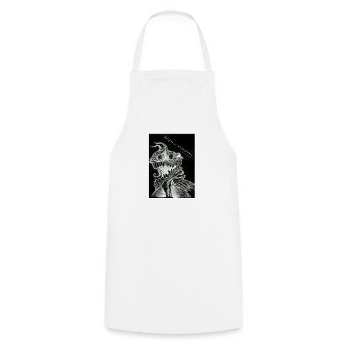 Modèle Gwen Hector Black - Tablier de cuisine
