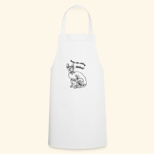 sushinaked - Grembiule da cucina