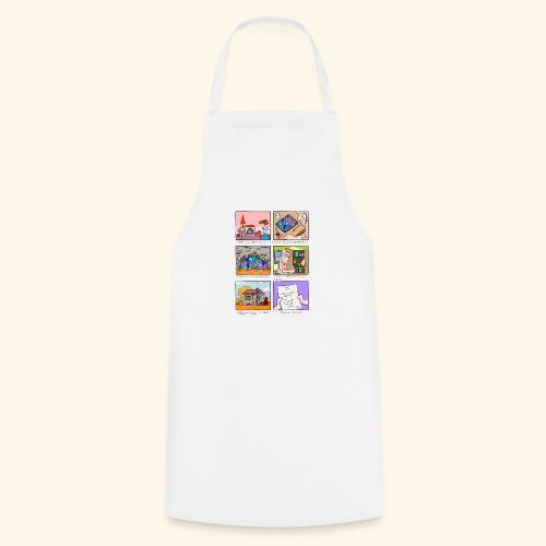 Exception des pluriels en AIL - Tablier de cuisine