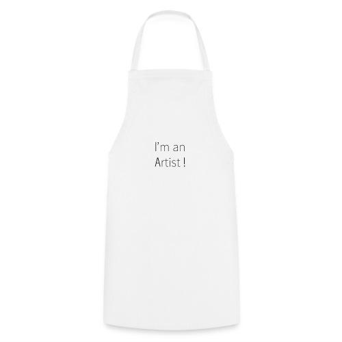 I'm an artist - Tablier de cuisine