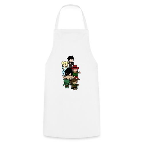 Boxer blanc png - Tablier de cuisine
