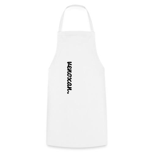 venoxan T-Shirt mit Schriftzug an der Seite - Cooking Apron