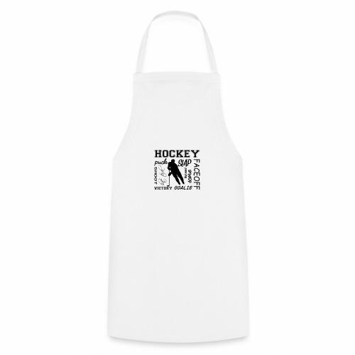 Puck slap victory - Tablier de cuisine