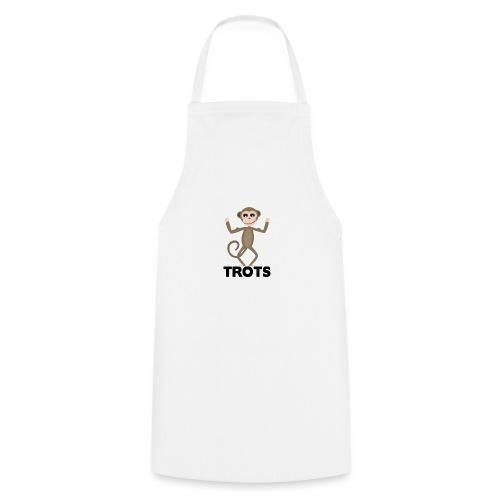 apetrots aapje wat trots is - Keukenschort