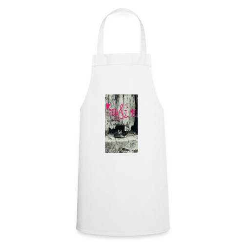 You & I Cats - Cooking Apron