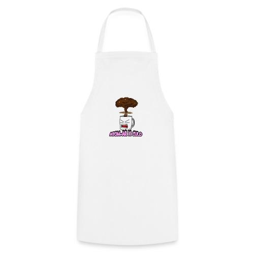 Atom Coffe - Delantal de cocina