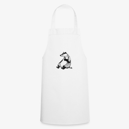 Badger Wine - Cooking Apron