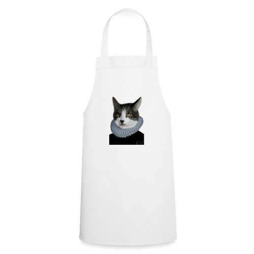 Noble Cat - Kochschürze