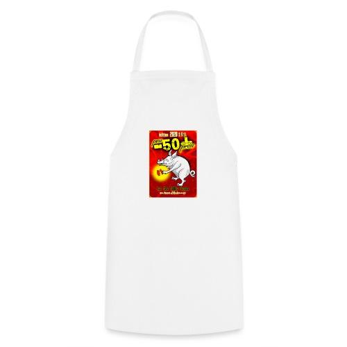 Groink / plus ou moins 50 - Tablier de cuisine