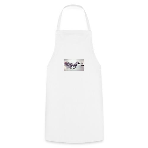 zebra leon camello perro gato - Delantal de cocina