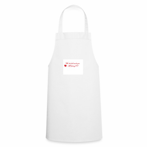 LoveYourselfTheMost - Cooking Apron