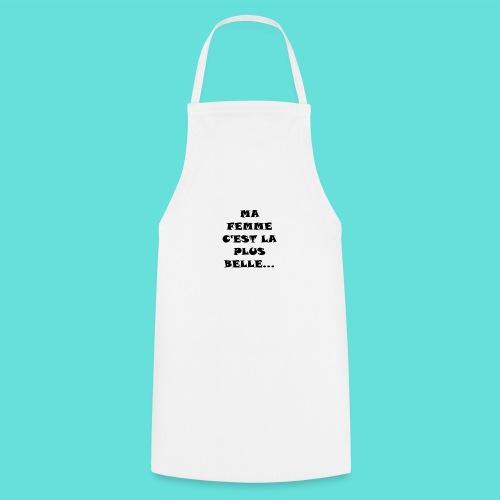 Belle femme - Tablier de cuisine